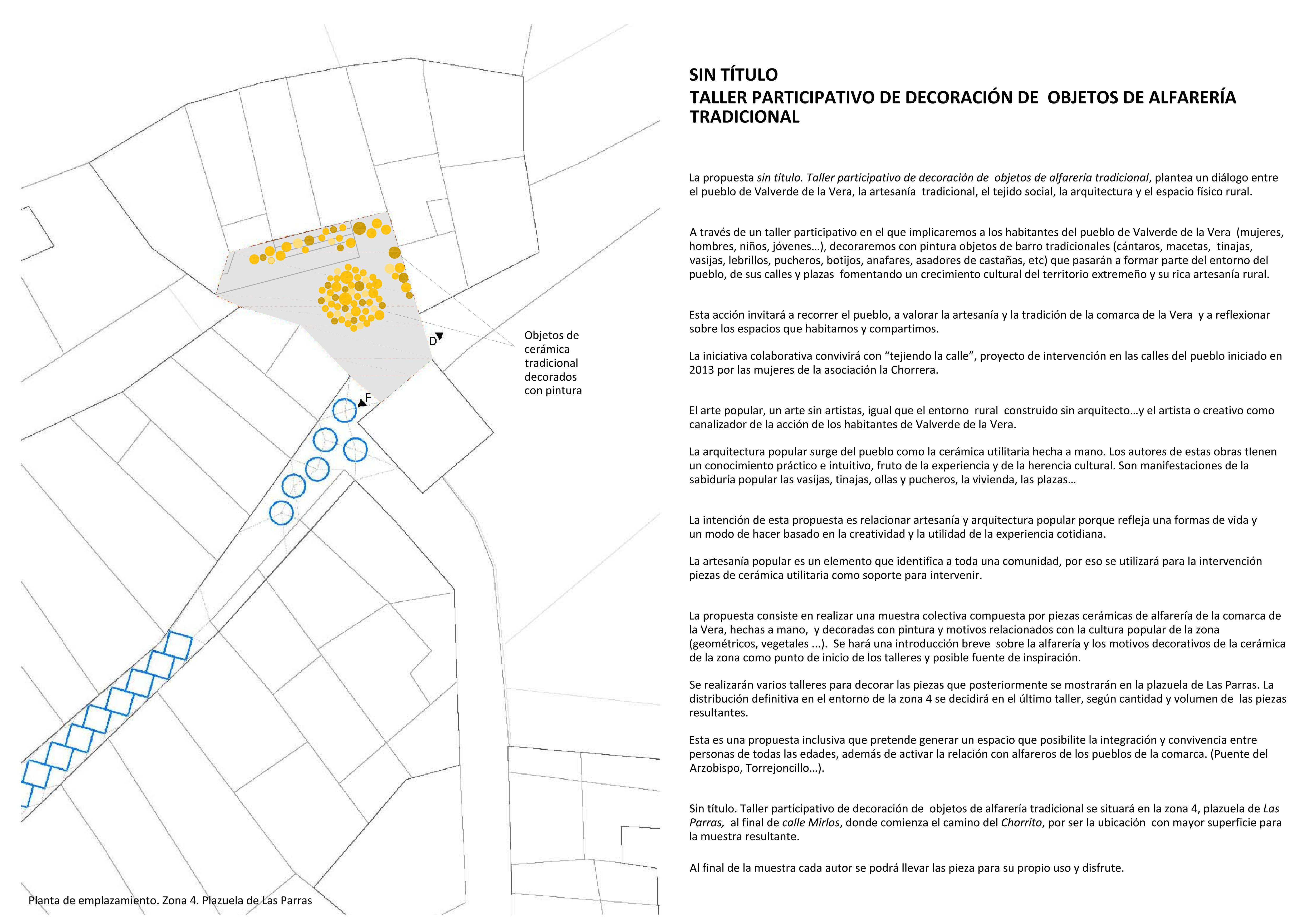 Taller Decoración Alfarería – SUPERTRAMA   PROGRAMA DE ARTE PÚBLICO ...
