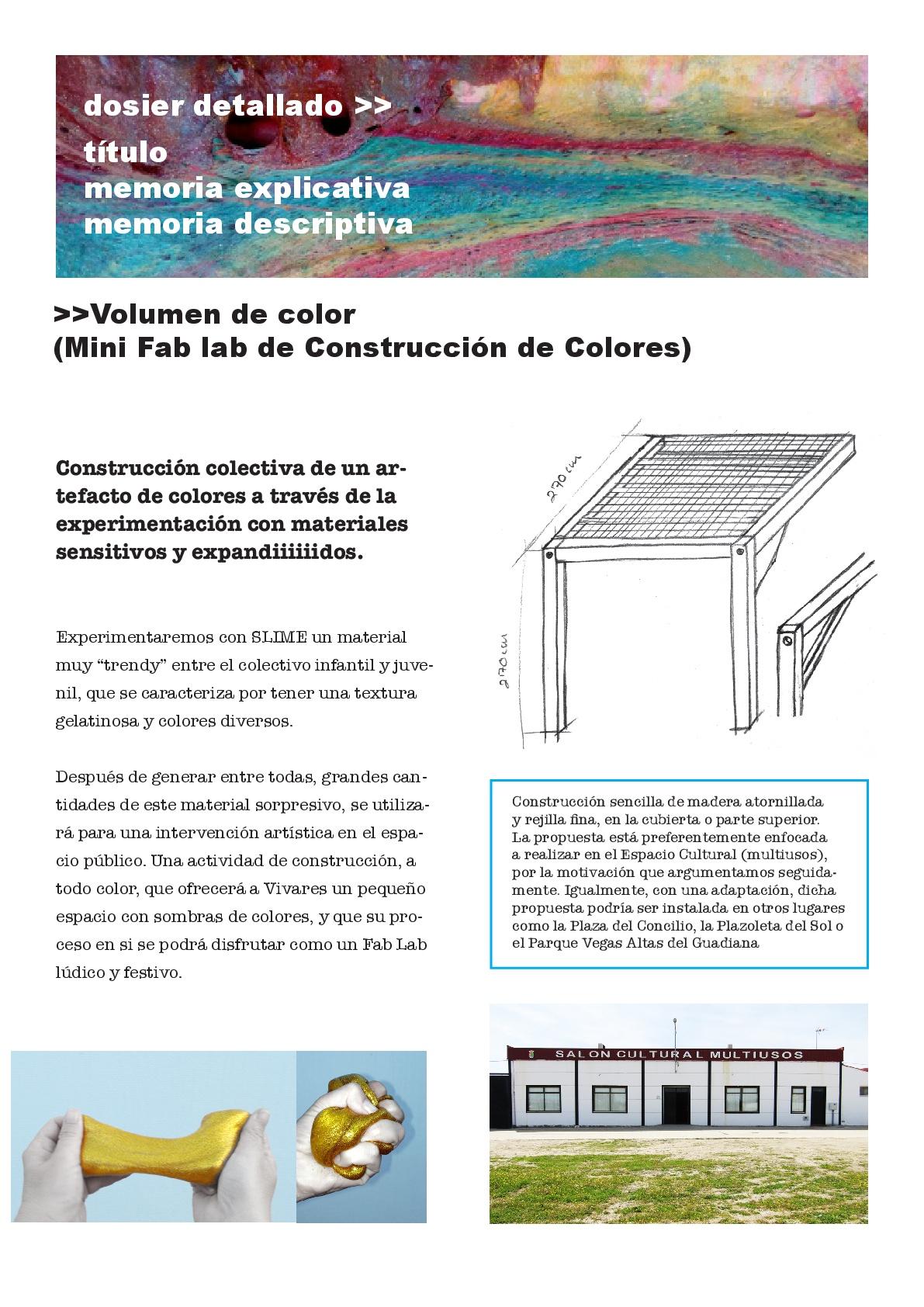 Volumen de Color – SUPERTRAMA | PROGRAMA DE ARTE PÚBLICO DE EXTREMADURA